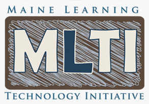 MLTI webinars can be found at maine121.org